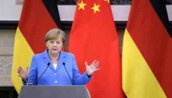 China,Bundeskanzlerin ,Angela Merkel,Shenzhen ,Politik,Ausland