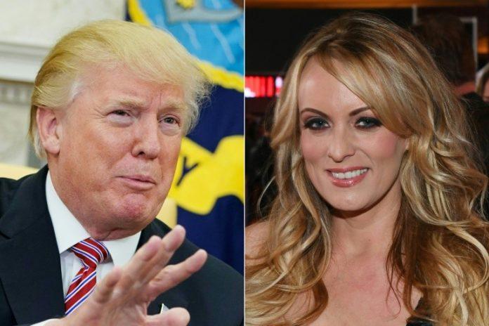Schweigegeldzahlung,Präsident, Donald Trump,Michael Cohen,Stormy Daniels,People,Medien,Nachrichten