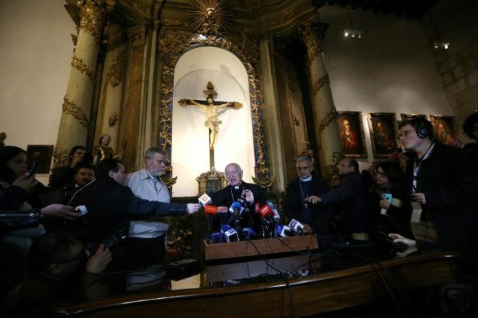 Missbrauchsskandal ,Kirche,Chile,Priester,Nachrichten,Brauchtum,Ausland