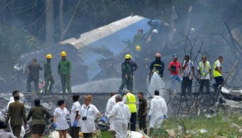 Flugzeugabsturz,Kuba ,Unglück,Nachrichten,Adel Yzquierdo, Präsident ,Miguel Díaz-Canel,Presse,News,Medien,Aktuelle