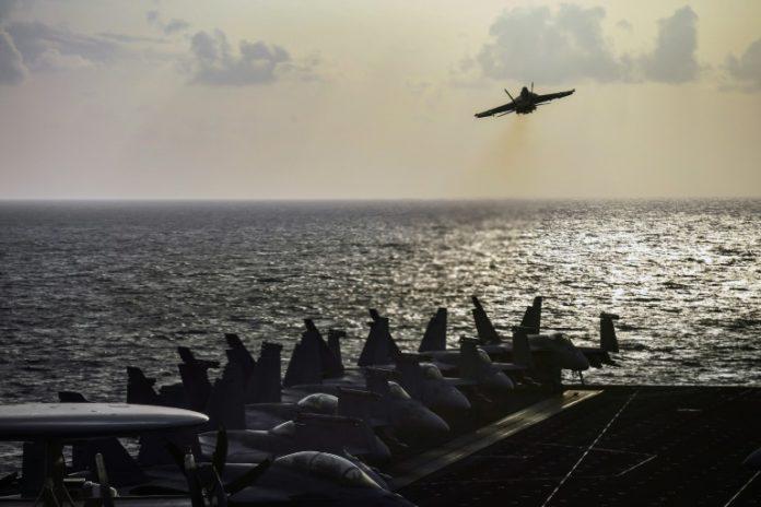 Luftangriffe,Armee,Syrien,Albu Kamal ,US-geführte Koalition,Ausland,Nachrichten
