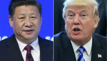 Handelsstreit,Präsident, Xi Jinping, Washington, Donald Trump ,USA,China,Peking