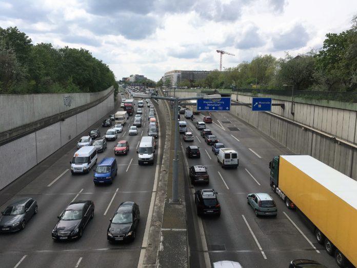 A100. Der Klang der Berliner Stadtautobahn , KlangDerA100,#A100,Autobahn,#Stadtautobahn,Berlin,#VisitBerlin