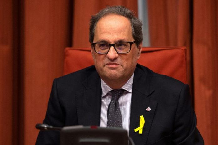 "Katalonien,Barcelona,Ausland,Außenpolitik,Joaquim ""Quim"" Torra,Carles Puigdemont"