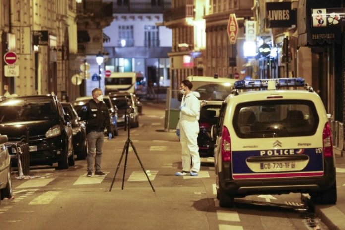 Pariser Attentäter,#Paris,Präsident, Emmanuel Macron,Terror,Nachrichten,Ausland,Paris