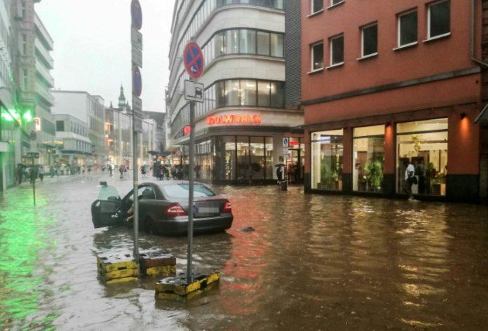 Wuppertal,Wetter,Nachtichten,Unwetter