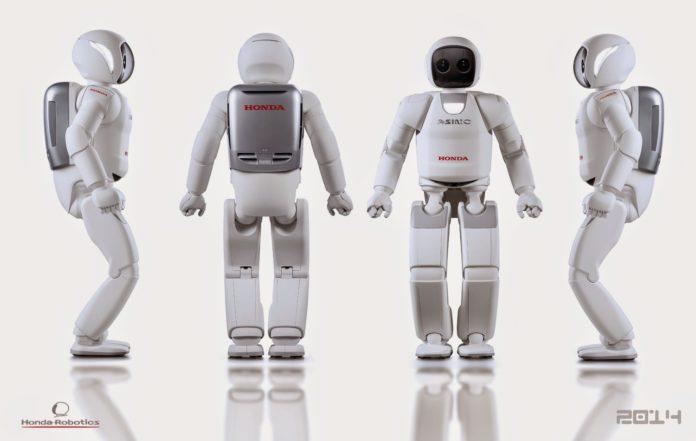 Robo-Ära,Honda ,ASIMO,Computer,Telekommunikation, Forschung,Technologie,Nachrichten,Roboter,Tokio