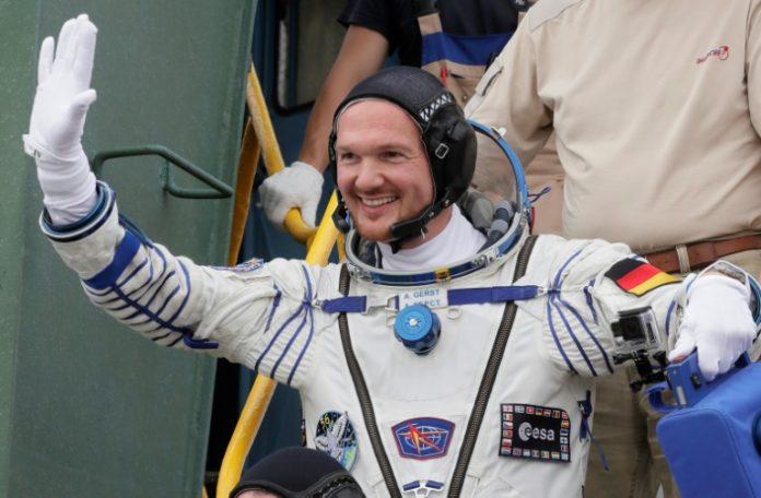 Astronaut Alexander Gerst ,Astronaut Alexander Gerst am Ziel seiner Träume,ISS,Sojus-Kapsel ,Nasa,Nachrichten,Weltall
