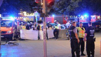 Berlin,Unfall,Nachrichten,Panorama,Verfolgungsjagd in Charlottenburg,Polizei,Charlottenburg
