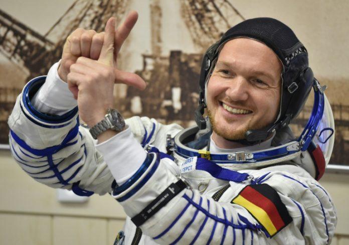 Gerst und ISS-Crew ,Raumfahrt,ISS,ESA-Astronaut ,Alexander Gerst ,Medizin,Forschung,Nachrichten