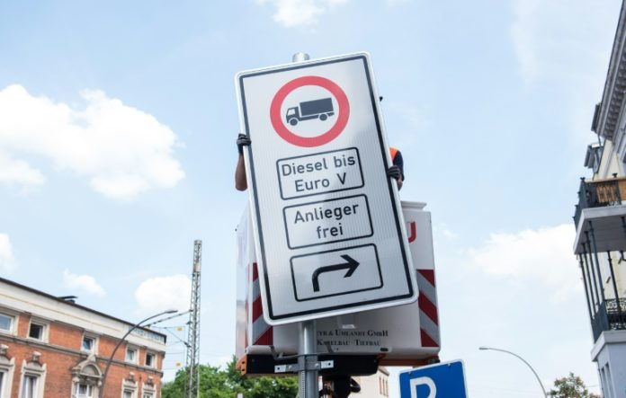 Diesel-Fahrverbot,Hamburg,News,Nachrichten,Umwelt,Köln,Bonn,News,Nachrichten,Presse,Dieselskandal,Diesel-Fahrverbote,Rechtsprechung