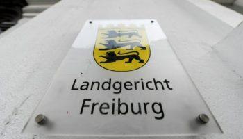 Landgericht Freiburg,Nachrichten,Rechtsprechung,Prozess,Staufen,Freiburg