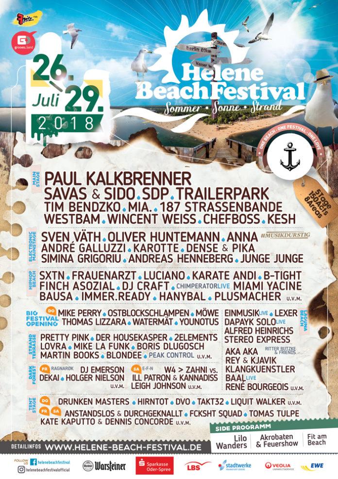 Helene Beach Festival,Musik,Konzert,Medien,Kultur,Freizeit,Unterhaltung