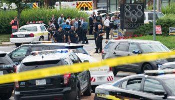 Angriff auf Capital Gazette,USA,Capital Gazette,Nachrichten,Annapolis,Maryland , Lokalzeitung