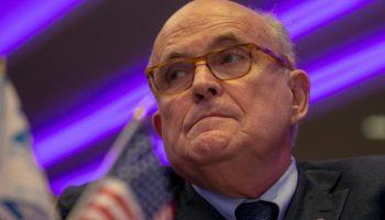 Rudy Giuliani,Politik,Trump-Anwalt,Präsident ,Donald Trump,Tel Aviv,Ausland,Außenpolitik
