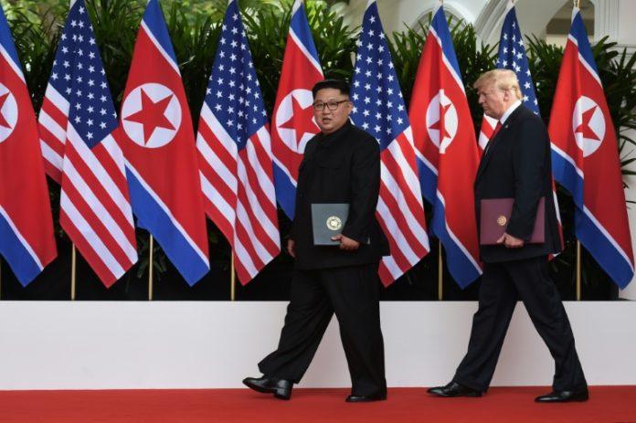 Verlängerung der Wirtschaftssanktionen ,Pjöngjang,Politik,Nachrichten,Ausland,Kim Jong Un,Präsident ,Donald Trump,