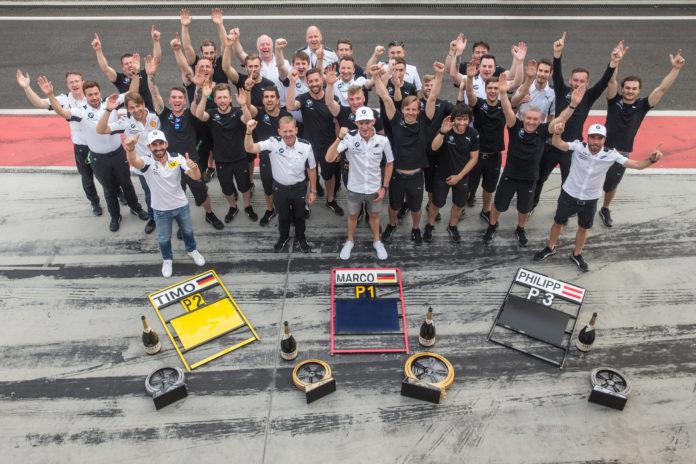DTM,BMW Motorsport,Sport,Hungaroring,Nachrichten,Marco Wittmann,Timo Glock,Philipp Eng,BMW