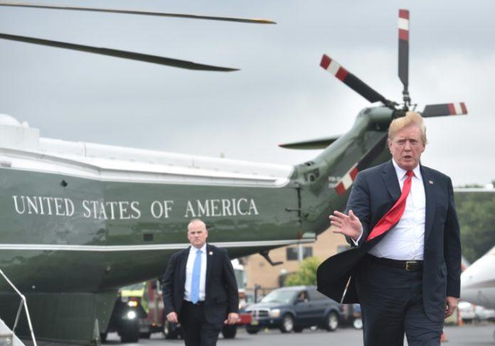 Bedrohen Sie niemals wieder die USA,Präsident, Donald Trump,Iran,USA,Ausland,Außenpolitik,Hassan Ruhani, Teheran