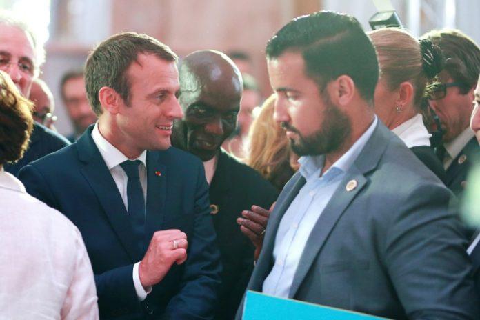 Präsidenten, Emmanuel Macron,Alexandre Benalla, La République en Marche ,Ausland,Nachrichten,Außenpolitk,rechtfertigt