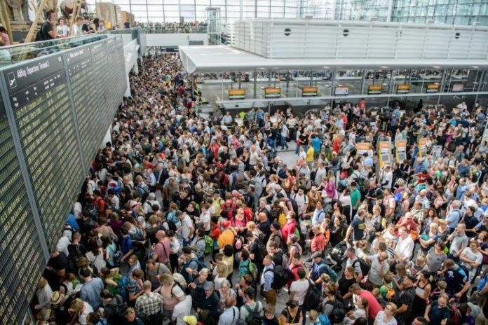 München,Urlaub,Flugbetrieb,Nachrichten,Flughafen ,Luftverkehr