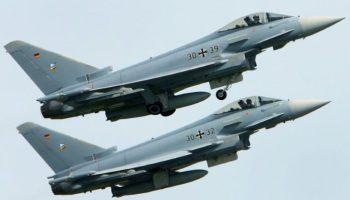 Eurofighter,Bundeswehr ,Politik,Nachrichten,Kampfflugzeug,Deutschland,Sevim Dagdelen,Airbus