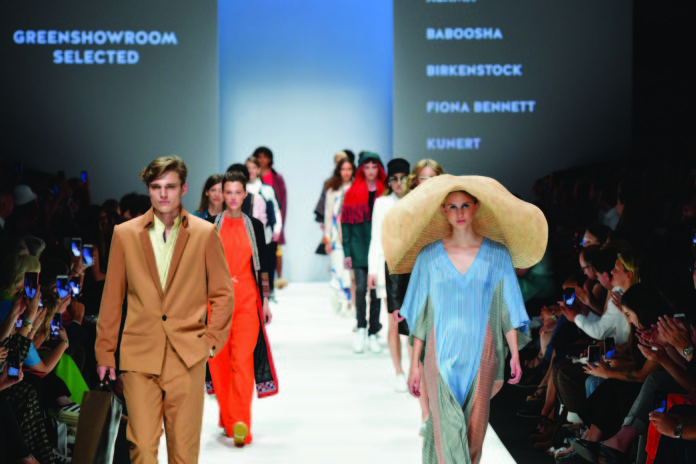 Berlin Fashion Week,Mode,Nachrichten,Beauty,Ethical Fashion Show ,FashionSustain,Berlin,#VisitBerlin