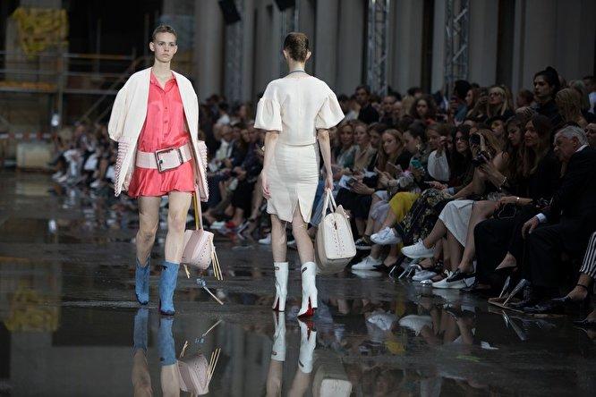 Berlin Fashion Week,Fashion Week,Berlin,News, Fashion / Beauty,Mode,#VisitBerlin,Schönheiten,Fashion Shows