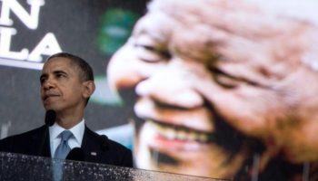 Barack Obama,Nachrichten,Johannesburg,Nelson-Mandela,Ausland
