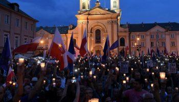 Justizreformen,Warschau,Zwangspensionierung,,Richter ,PiS-Regierung,Nachrichten,Polen