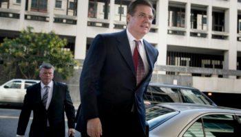 Paul Manafort, Prozess,Rechtsprechung,Präsident, Donald Trump,Washington, Nachrichten