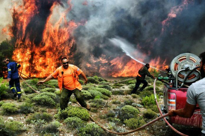 Waldbrände in Griechenland,Griechenland,Nachrichten,Touristen,Mati