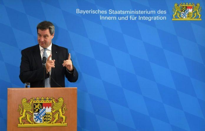 Bayern,Wahlen, Markus Söder , Horst Seehofer ,Zmfrage,Nachrichten, Politik,Söder