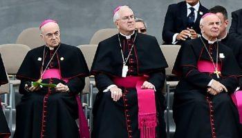 Vatikan,US-Kardinäle , USA, Erzbischof Carlo Maria Vigano,Nachrichten,Papst Franziskus,Theodore McCarrick