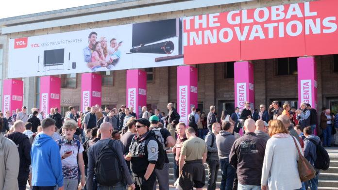 IFA 2018,Smart in jeder Hinsicht, IFA Berlin, IFA, Event, Messe, #VisitBerlin, IFA NEXT,Innovation,Shift AUTOMOTIVE, IFA Global Market