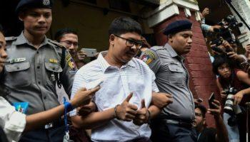 Myanmar, Nachrichten,Gericht in Myanmar,Reuters-Journalisten,Khin Maung Maung,Wa Lone,Diplomaten, Medien