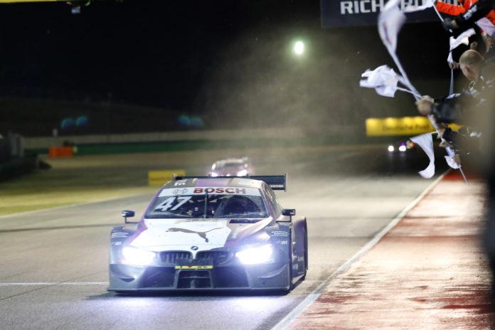 BMW M Motorsport, DTM, ,Sport,Joel Eriksson,Alex Zanardi,DTM-Sieg,Misano , Nachrichten, News