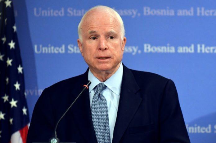 John McCain, Nachrichten, Präsident, Donald Trump,US-Senats,Arizona