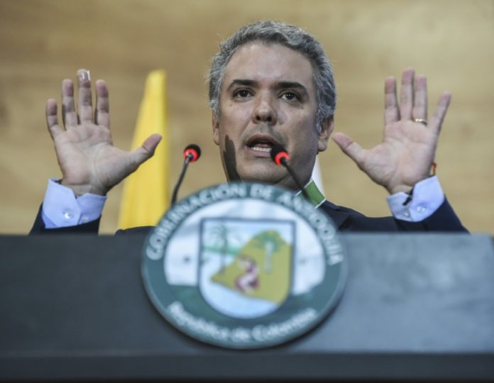 Ivan Duque,Kolumbien,Politik,Ausland,Außenpolitik,Nachrichten,Bogotá,Rechter Politiker Duque