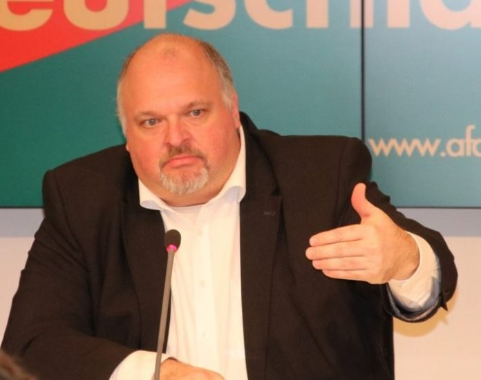 Tag der Russlanddeutschen, Andreas Galau, Partei, Bild, Politik, Historisches, Potsdam