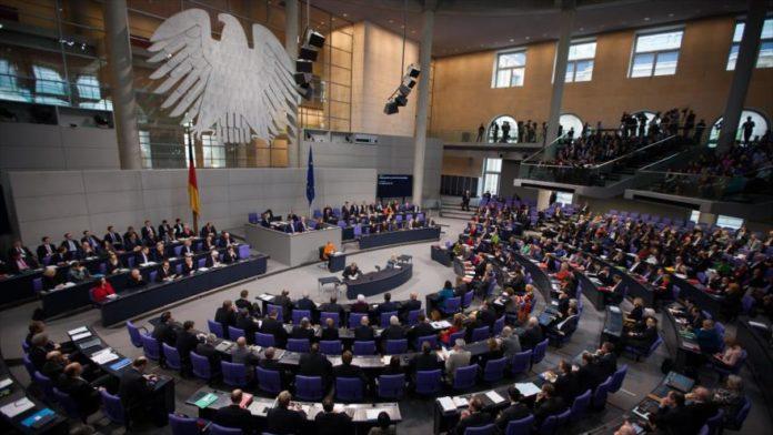 Alexander Gauland, Partei, Alice Weidel, Politik, Bernd Baumann, Johannes Kahrs, Bundestag, Berlin, AfD