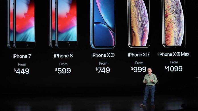 Apple,iPhone Xs, iPhone Xs Max, iPhone Xr,Apple Watch,Tim Cook,Nachrichten