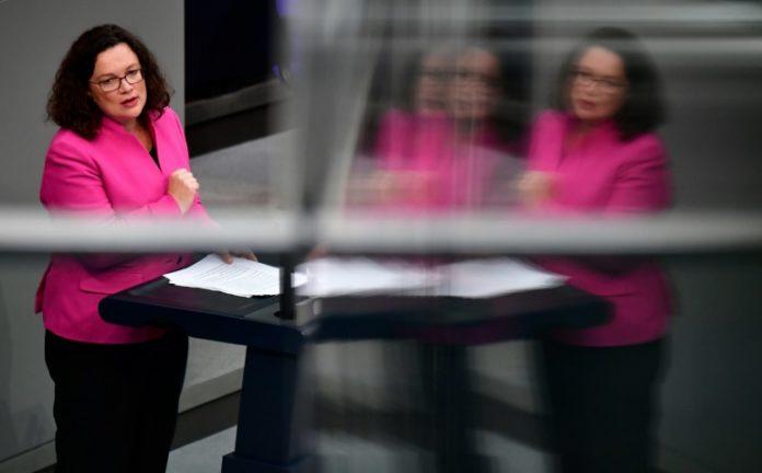 Andrea Nahles,Politik,Nachrichten,News,Berlin,Landtagswahl in Hessen