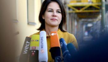 Annalena Baerbock,Politik,Berlin,Nachrichten,News,Presse,Aktuelles,Europa,US-Atomwaffen