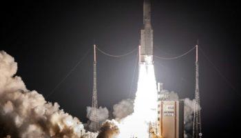 BepiColombo,europäisch-japanische ,Raumfahrt,Kourou ,Nachrichten,Liftoff,Merkur-Sonde