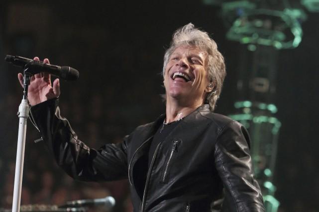 Bon Jovi, Sønderborg, Unterhaltung, Konzert, Celebrities, Freizeit, Sønderborg, Dänemark,, Veranstaltung, Musik, Tourismus, Bon Jovi Panorama, Medien / Kultur, Tourismus / Urlaub