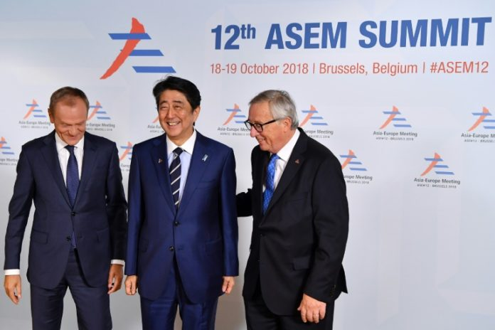 Europa-Asien-Gipfel,Ausland,Außenpolitik,Nachrichten,Brüssel,Asem-Treffen