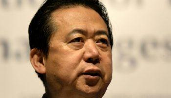 Meng Hongwei,Peking,Politik,Nachrichten,Ausland,Interpol,China