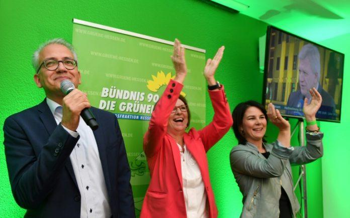 Nach der Landtagswahl in Hessen,Hessen,.Wahlen,Landtagswahl,Wiesbaden,Hamburg,Berlin,Politik,Nachrichten,News,Presse,