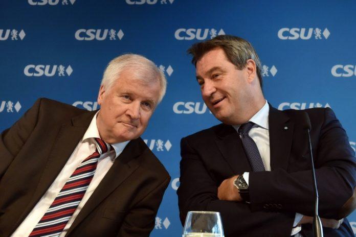 Ingolstadt,Politik,Nachrichten,Presse,Wahlkampf,Wahlen,Bayern,Horst Seehofer ,Markus Söder