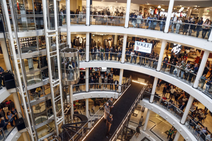 Mode, Lifestyle, Veranstaltung, Terminvorschau, Fashion / Beauty, Stuttgart,VOGUE loves Breuninger